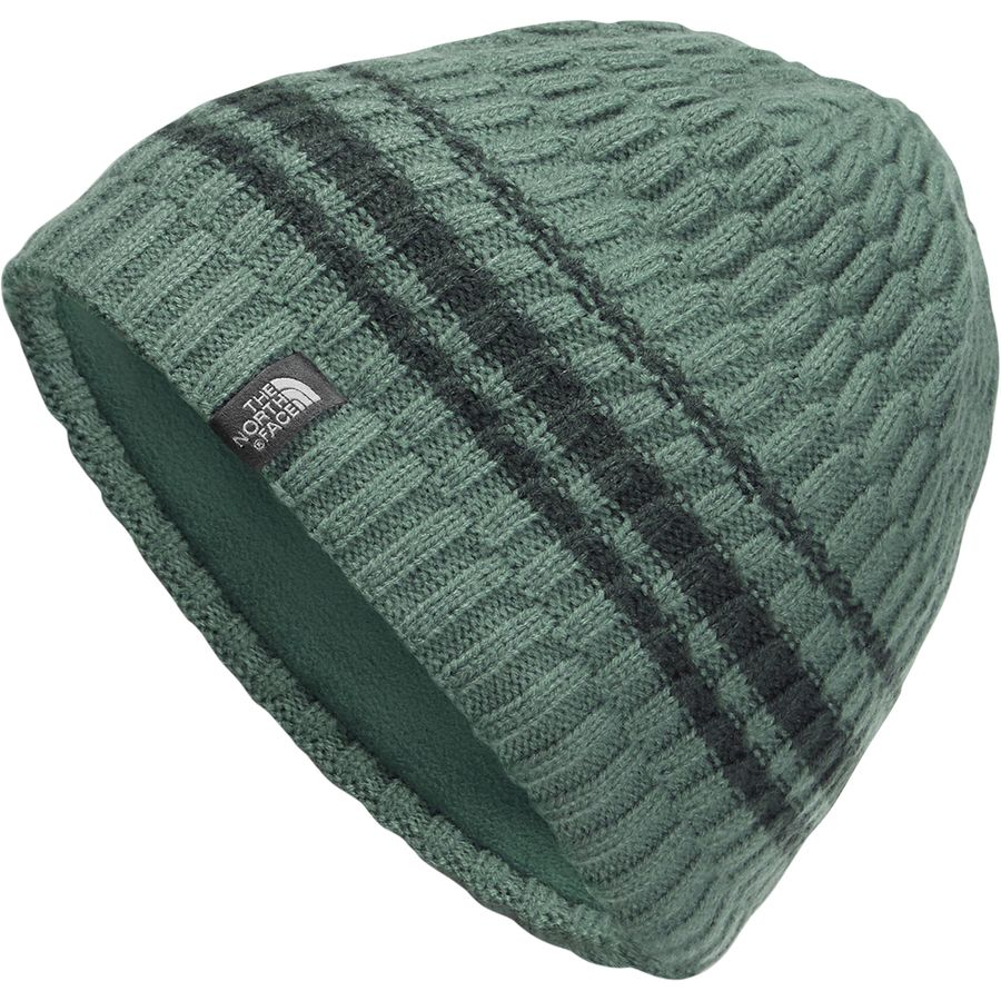 The North Face - The Blues Beanie - Men s - Silver Pine Green Darkest Spruce 140a0ca821c
