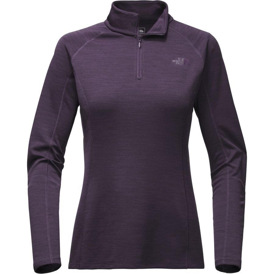 The North Face Warm Zip-Neck Top - Womens