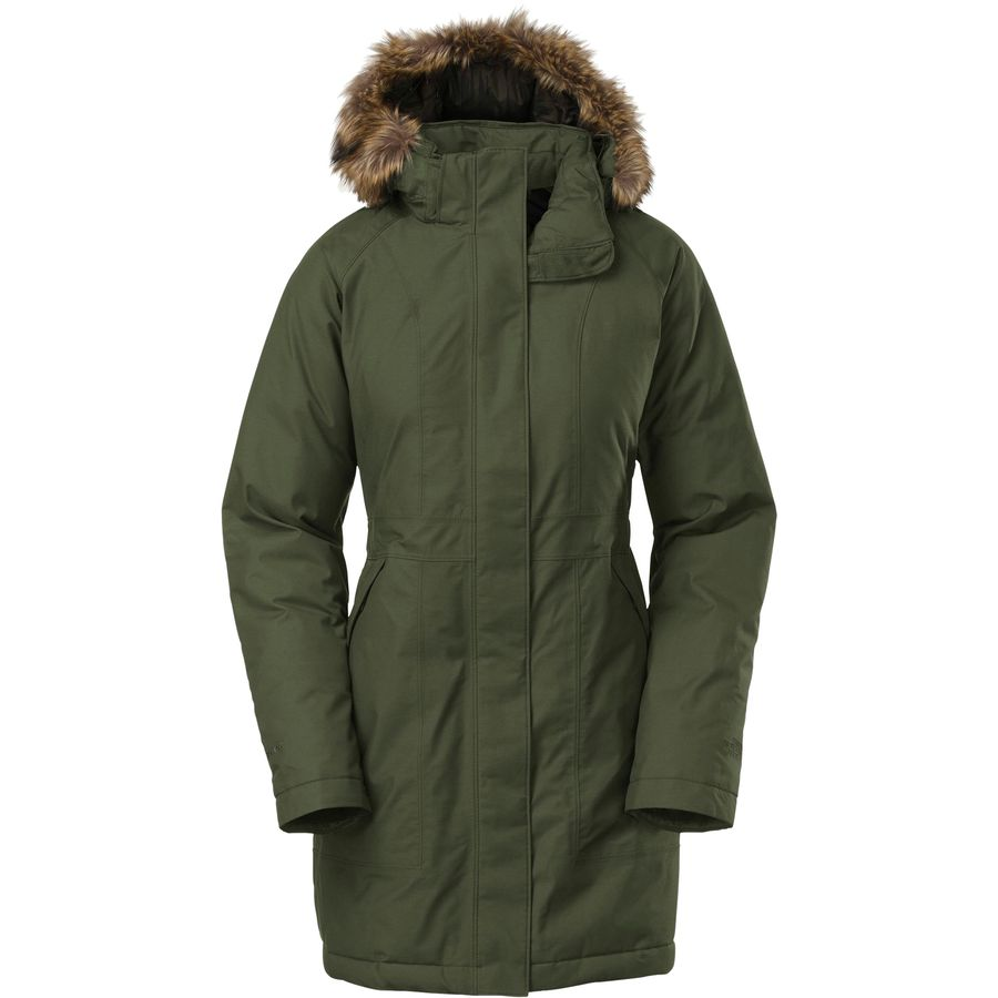 5d124026bddf Girls Andes Jacket The North Face - Arctic Down Parka - Womens ...