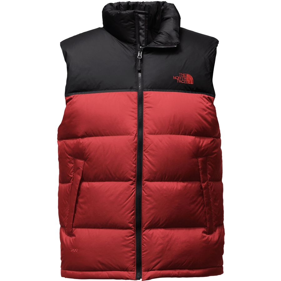 the north face nuptse down vest men 39 s. Black Bedroom Furniture Sets. Home Design Ideas