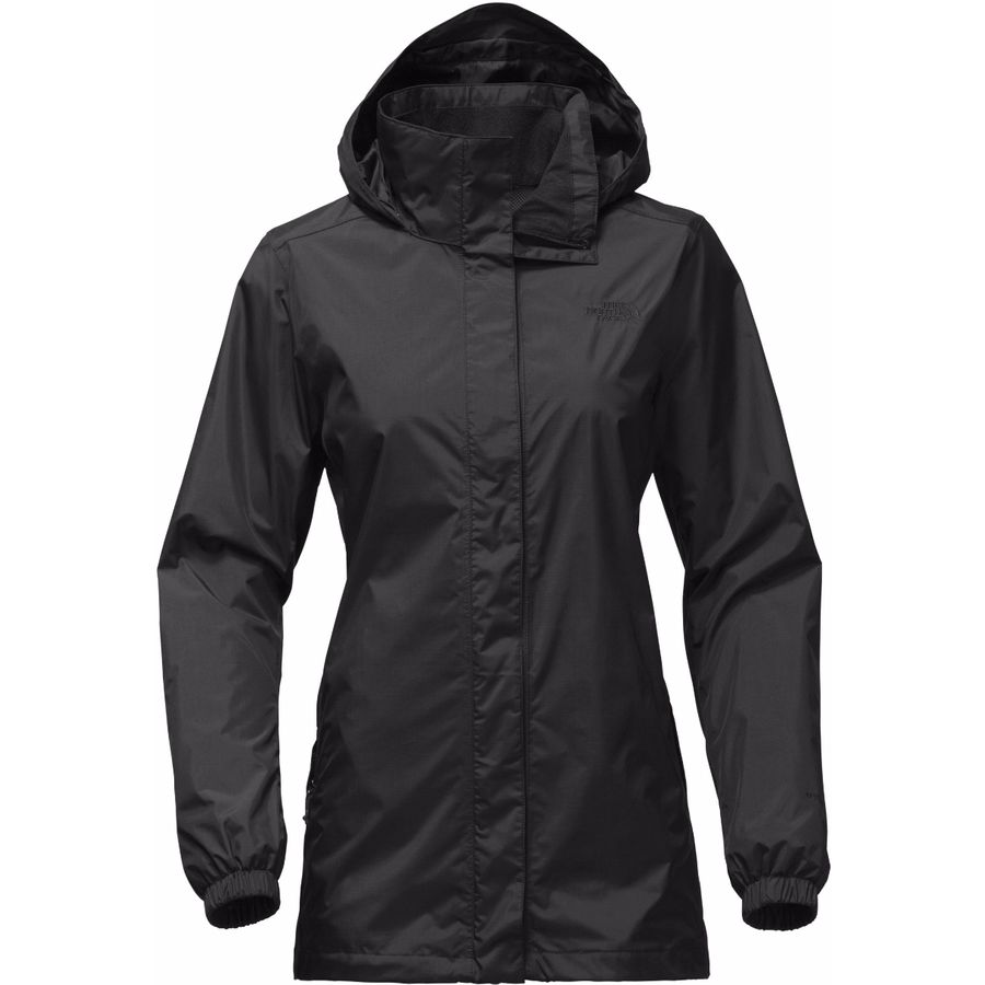 The north face womens rain jacket