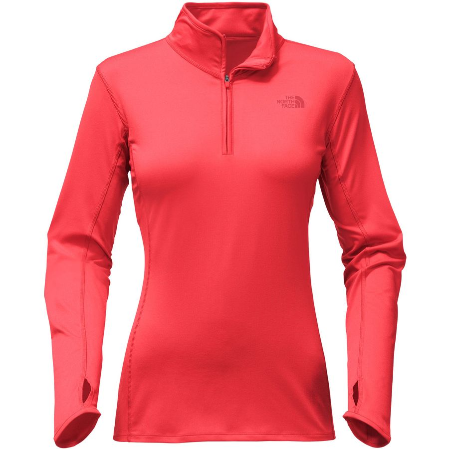 The North Face Motivation 1/4-Zip Shirt - Womens
