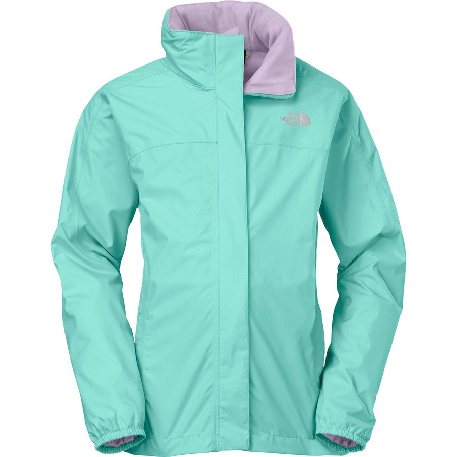 The North Face - Resolve Reflective Jacket - Girls  - 46688dcf0