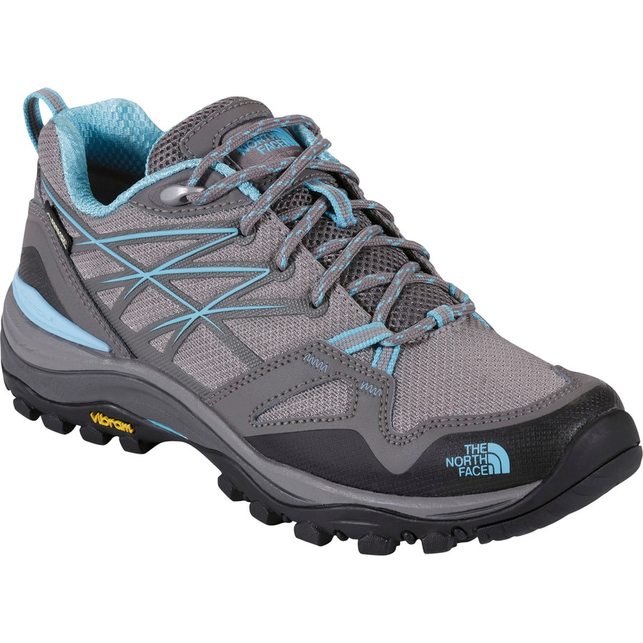 3e82ffcb3f The North Face - Hedgehog Fastpack GTX Hiking Shoe - Women s - Dark Gull  Grey