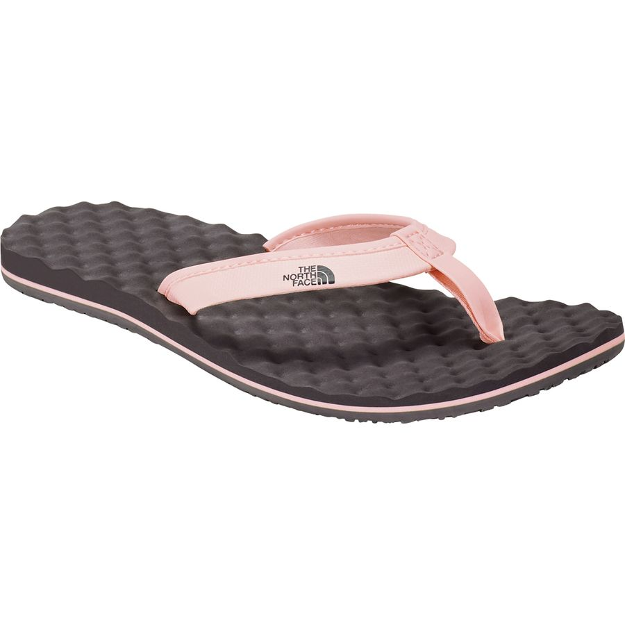 acd20f7e31db The North Face - Base Camp Mini Flip Flop - Women s - Rabbit Grey Pink