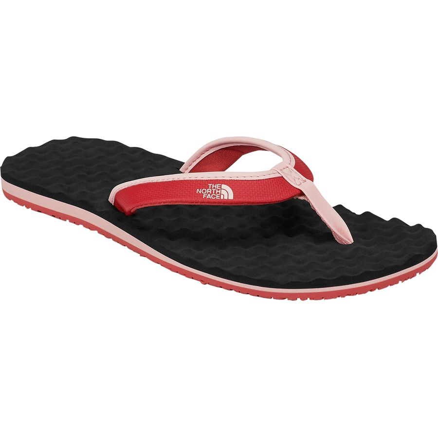 The North Face Base Camp Plus Mini Flip-Flop Women's TNF Black/Q-Silver Grey 6 ofsw1jLH