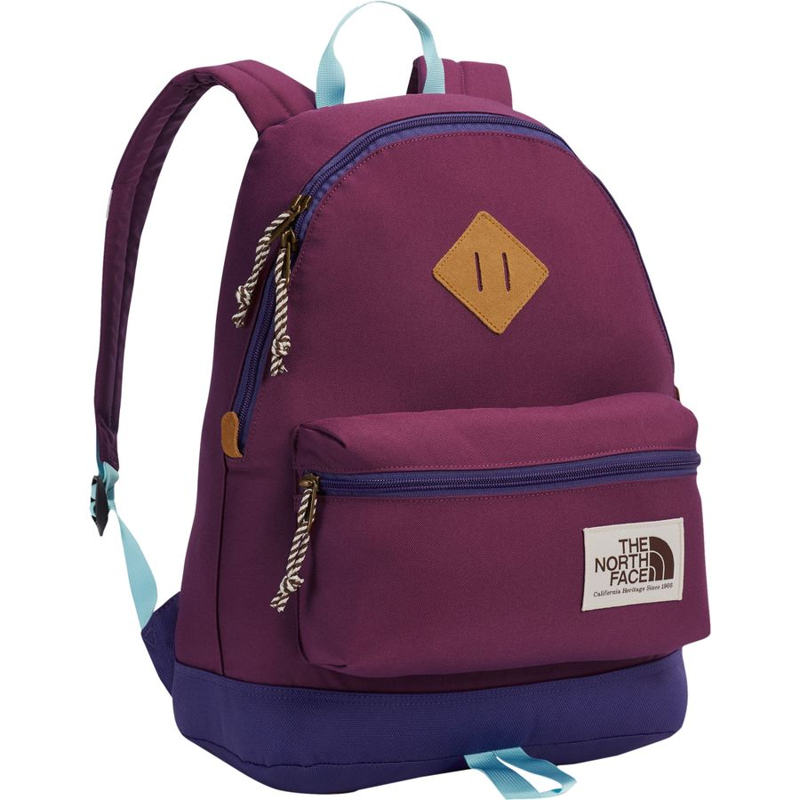 The North Face - Mini Berkeley 19L Backpack - Kids' - Amaranth Purple/Nimbus