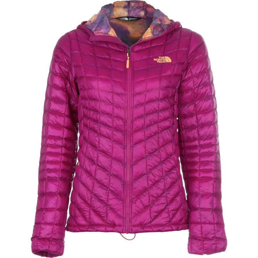 The North Face Thermoball Hooded Insulated Jacket - Women s ... f20ab3802