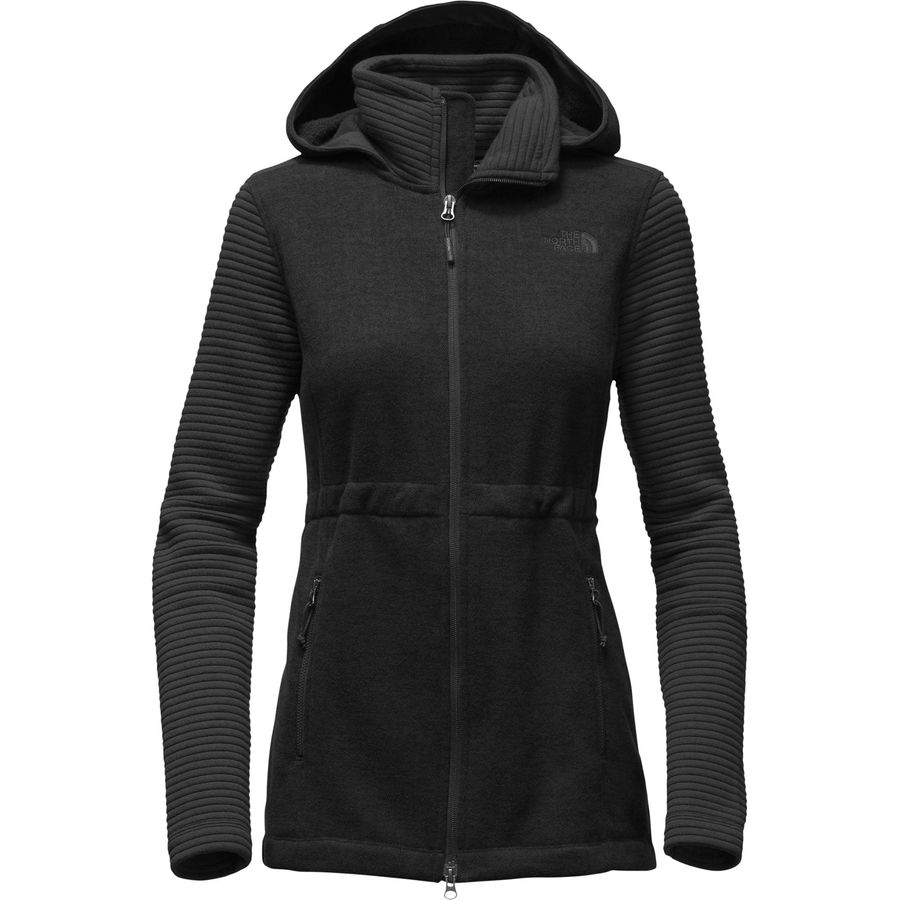 The North Face Indi Hooded Fleece Jacket - Women's | Backcountry.com