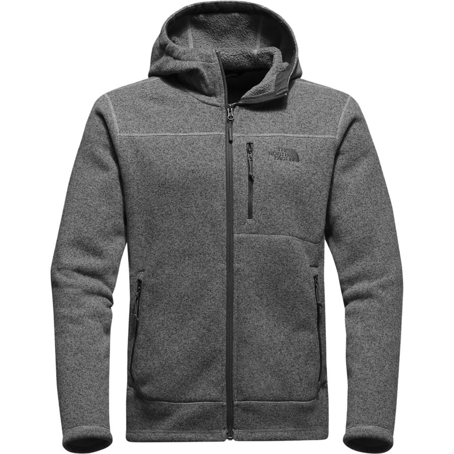 The North Face Gordon Lyons Hooded Fleece Jacket - Mens