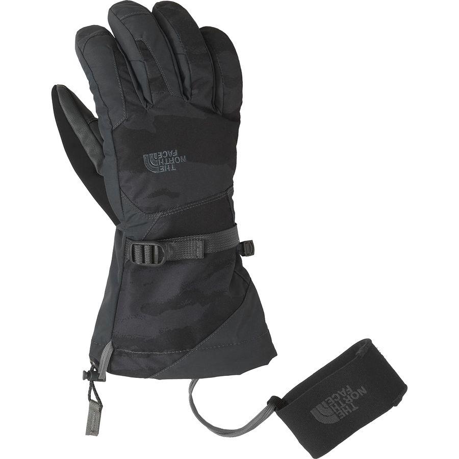 Mens etip gloves - The North Face Montana Etip Glove Men S Tnf Black Pillow Camo Jacquard Print