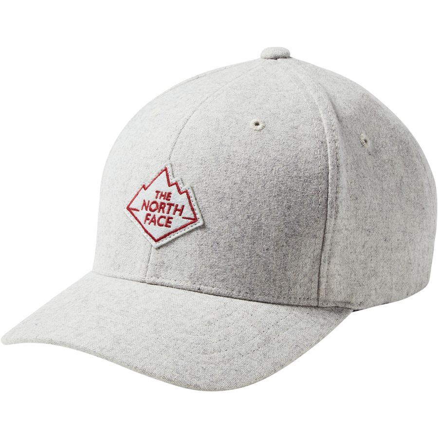 The North Face - Team TNF Ball Cap - Tnf Light Grey Heather ecc349cba50