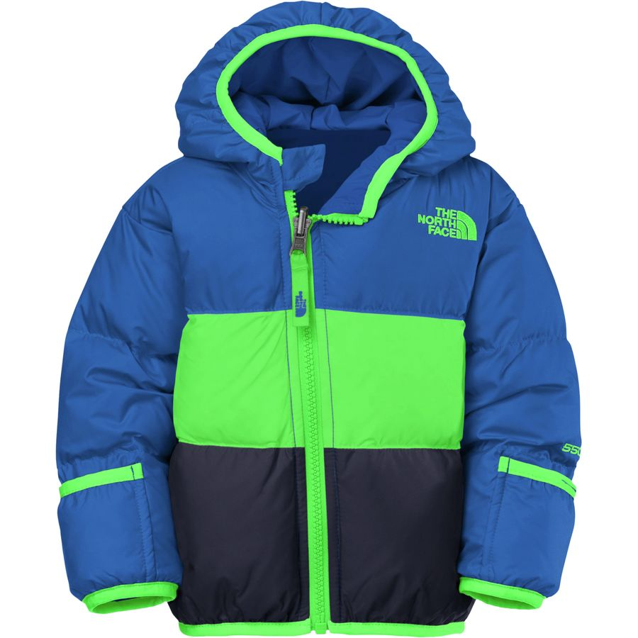 The North Face Moondoggy Reversible Down Jacket - Infant Boys ...