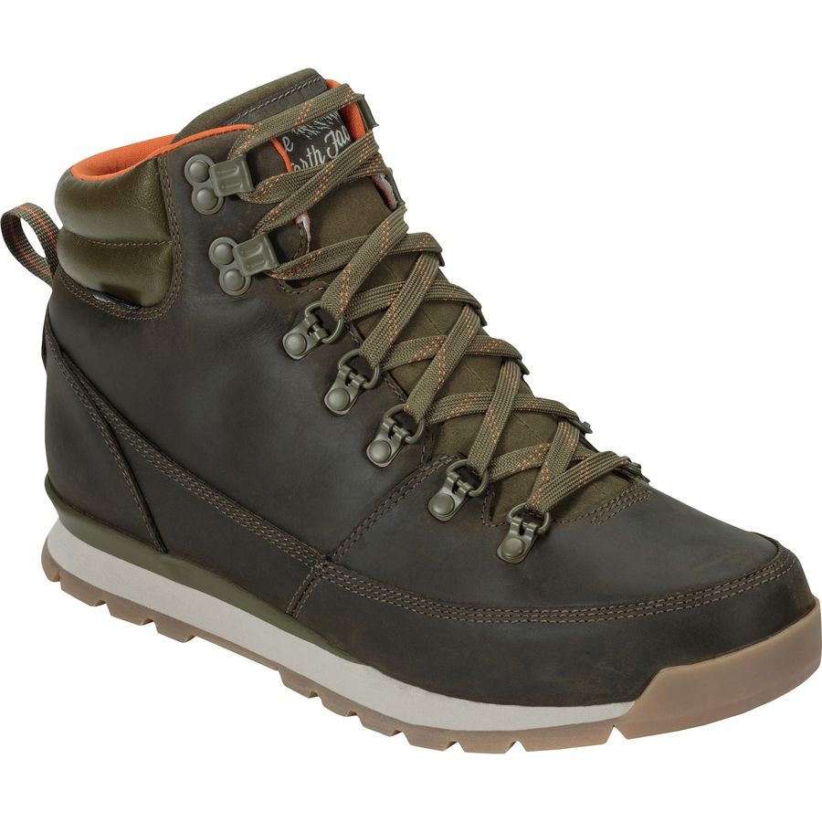 The North Face Back-To-Berkeley Redux Waterproof Leather Boots - Women's latest collections online mqEjjq3