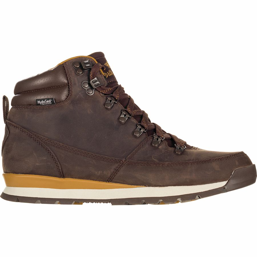 c5f54fe3f The North Face Back-To-Berkeley Redux Leather Boot - Men's