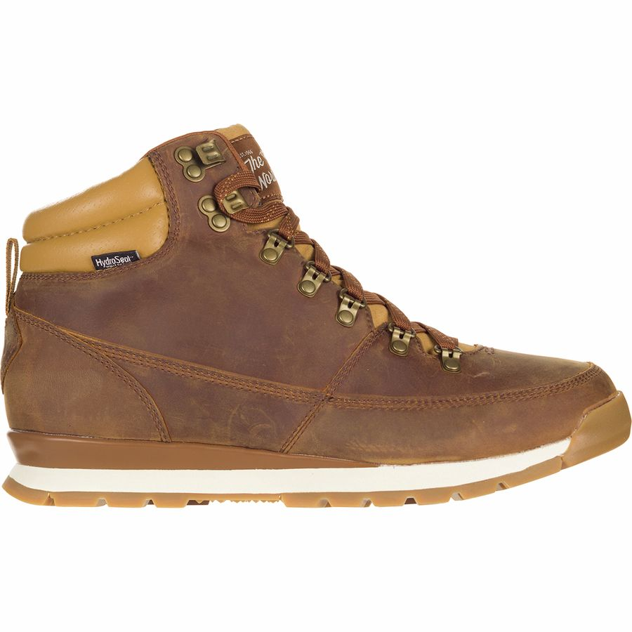 760f51ad39 The North Face Back-To-Berkeley Redux Leather Boot - Men's