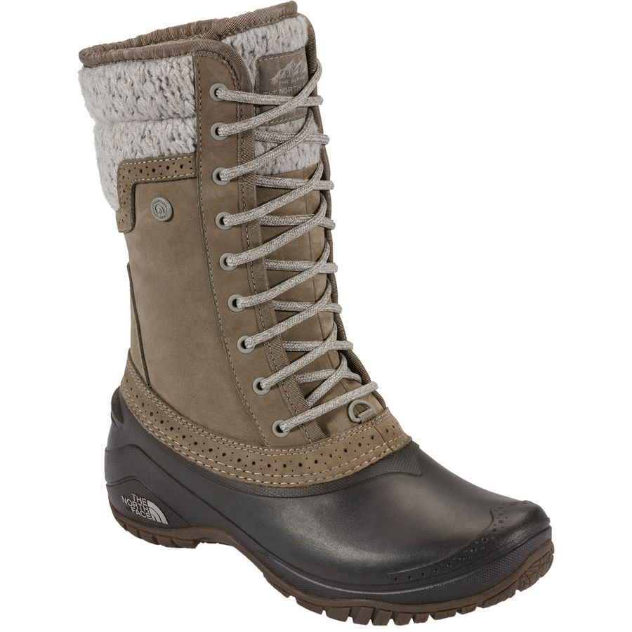 f7fbf467a17 The North Face - Shellista II Mid Boot - Women s - Split Rock Brown Dove