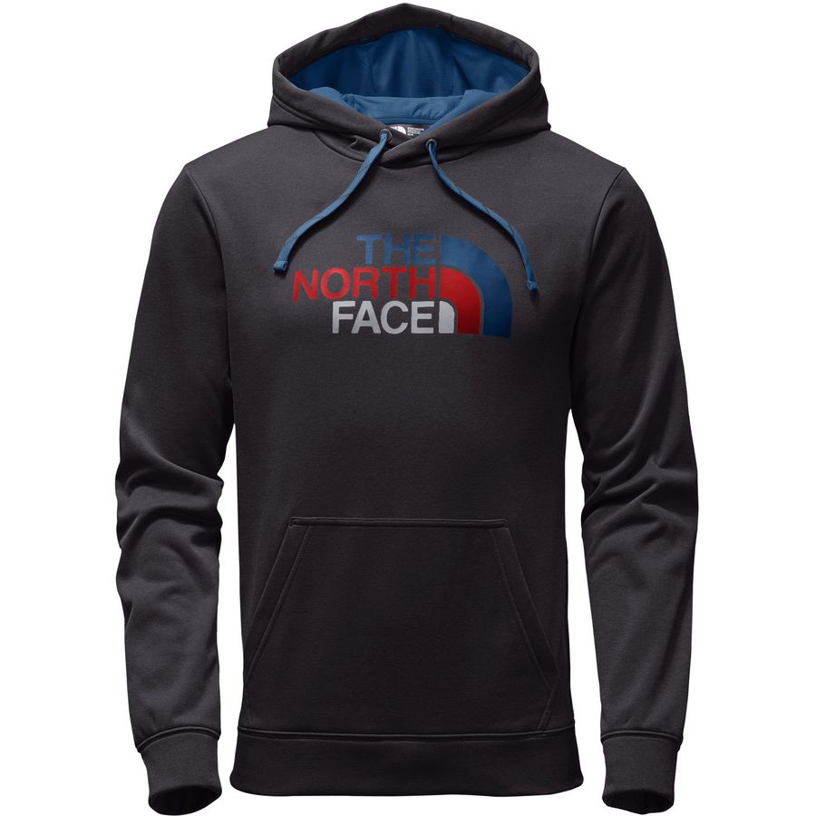 The North Face Surgent Half Dome Pullover Hoodie - Mens