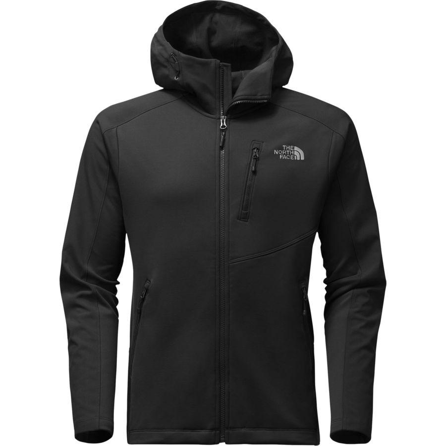 North Face Schoudertasje : The north face tenacious hybrid hooded fleece jacket men