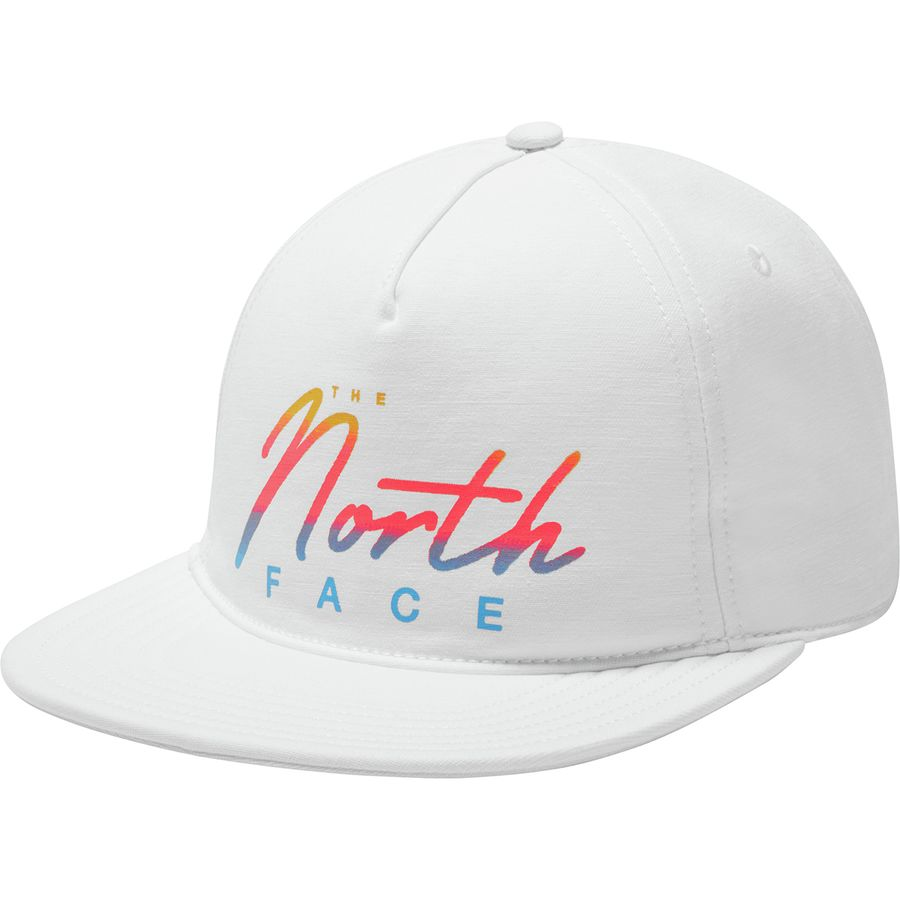 The North Face - Sunwashed Ball Cap - Tnf White b7ef4512914