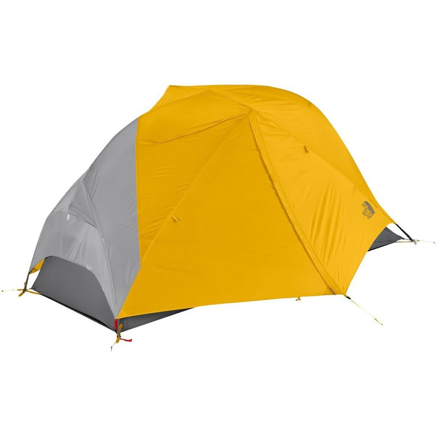 The North Face - Mica FL Tent 1-Person 3-Season - Canary  sc 1 st  Backcountry.com & The North Face Mica FL Tent: 1-Person 3-Season | Backcountry.com