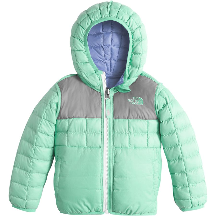 0cafc8a52 The North Face Reversible Thermoball Hooded Jacket - Toddler Girls ...