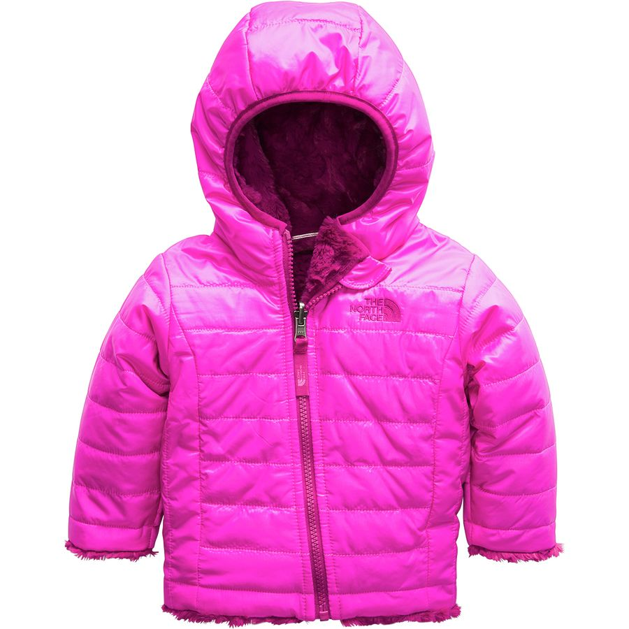 dbec8712e The North Face Mossbud Swirl Reversible Hoodie - Infant Girls ...