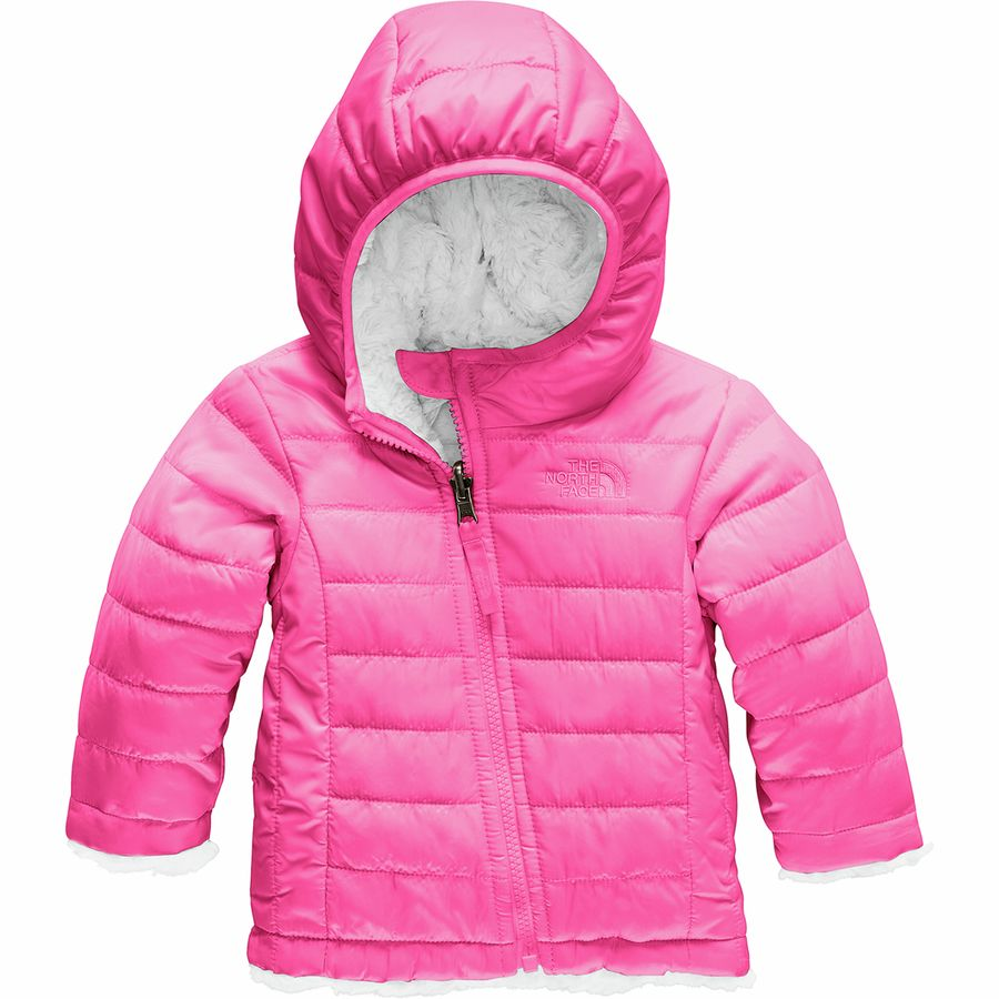 570bd9123 The North Face Mossbud Swirl Reversible Hoodie - Infant Girls'