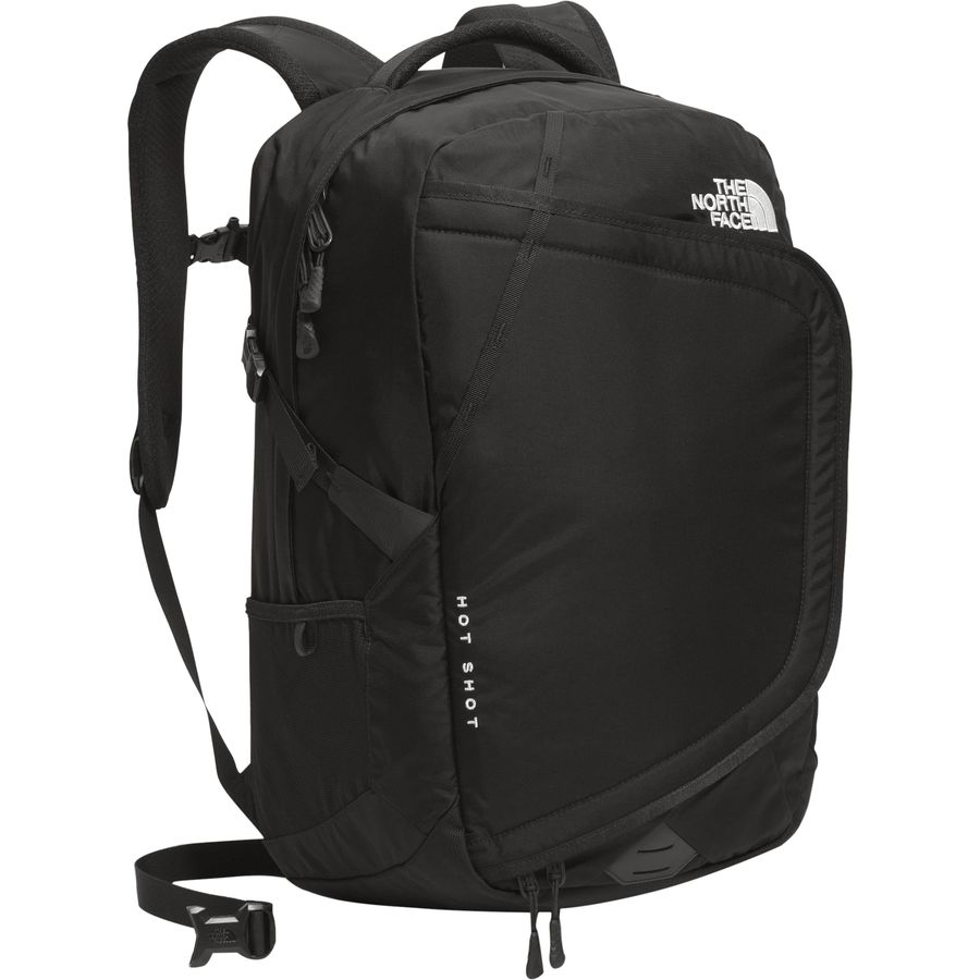 The North Face - Hot Shot 30L Backpack - Tnf Black