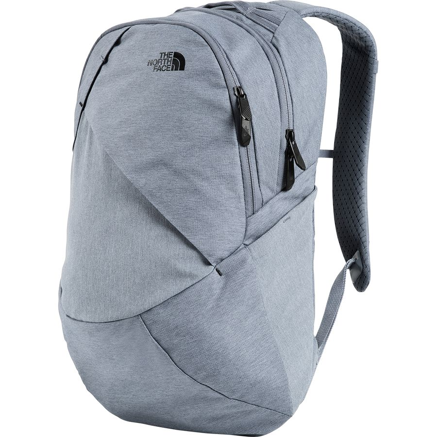da3aca0759 The North Face - Isabella 21L Backpack - Women s - Grisaille Grey Dark  Heather Tnf