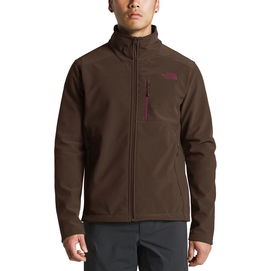 46ce9040aaa7 The North Face - Apex Bionic 2 Softshell Jacket - Men s - Bittersweet  Brown Bittersweet