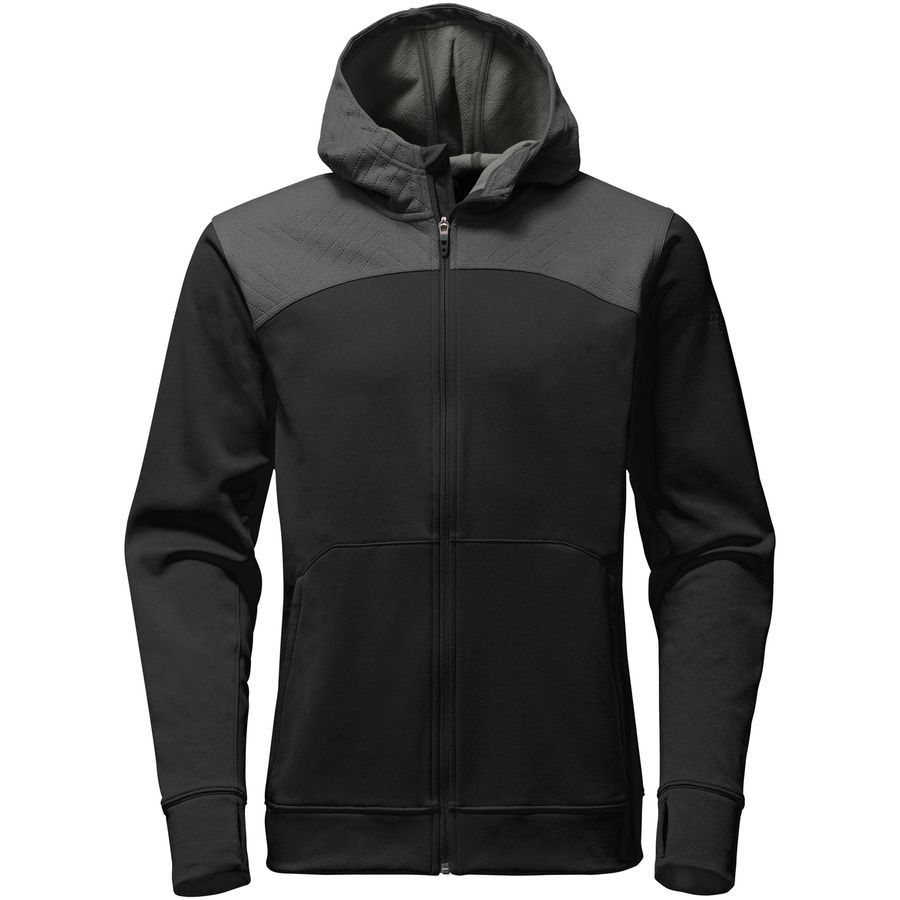 The North Face Ampere Full-Zip Hoodie - Men's | Backcountry.com