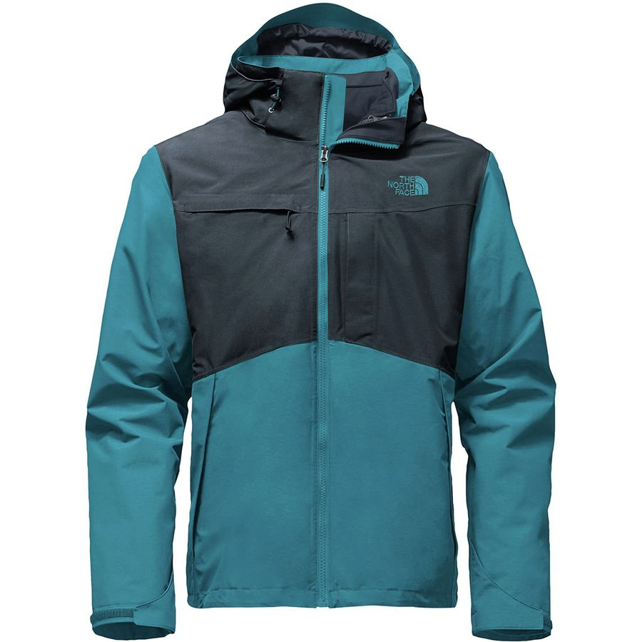 north face triclimate