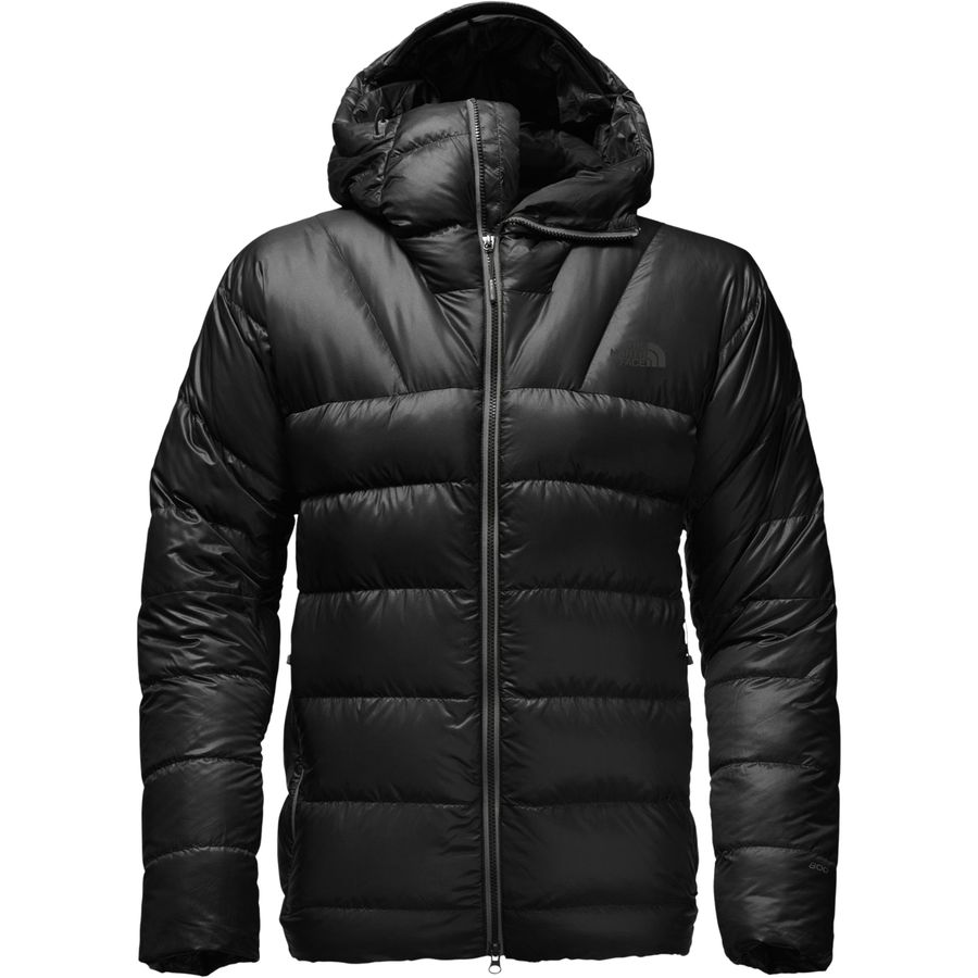 The north face long down jacket