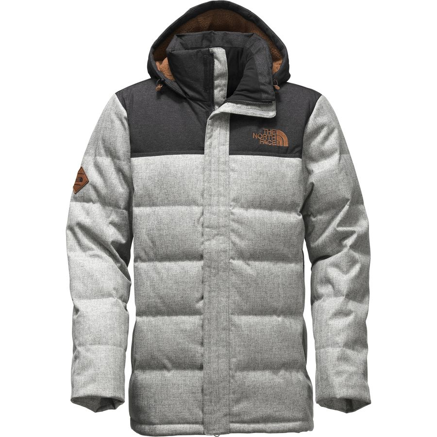 the north face nuptse ridge down parka men 39 s. Black Bedroom Furniture Sets. Home Design Ideas