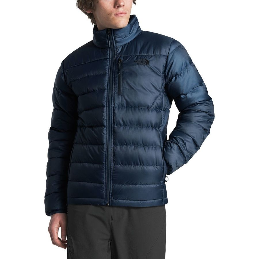 b55f599010a The North Face - Aconcagua Down Jacket - Men s - Shady Blue
