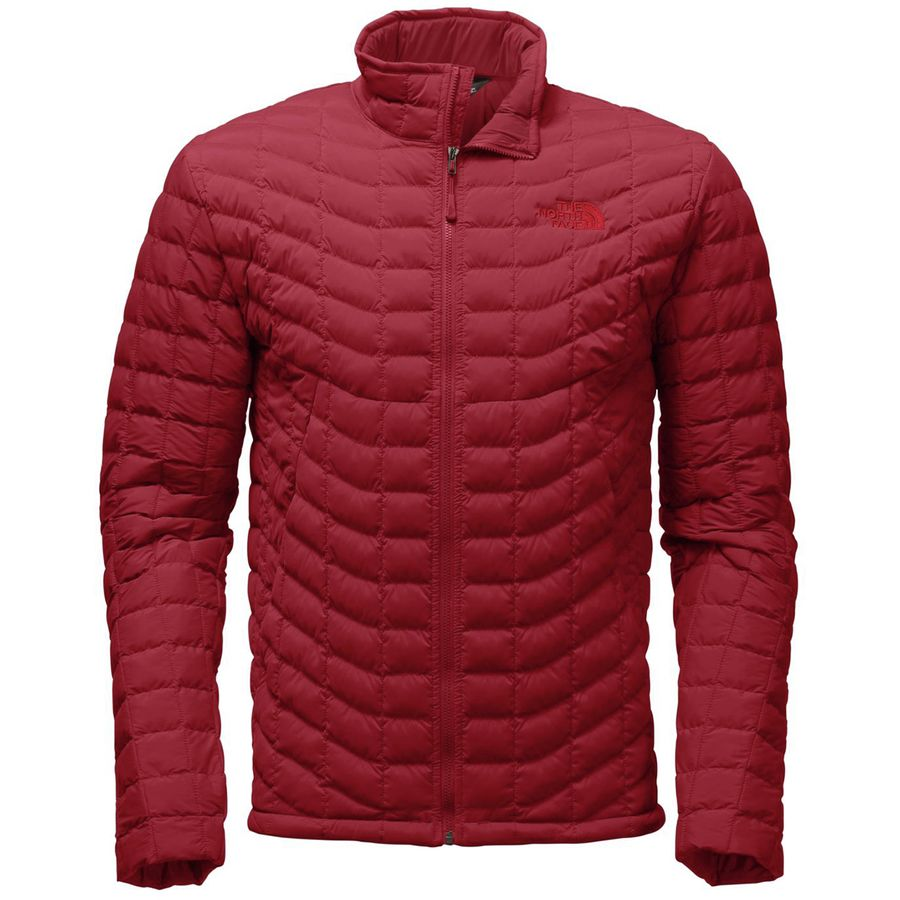 2ac96f1584 The North Face - Stretch Thermoball Insulated Jacket - Men s - Rage Red
