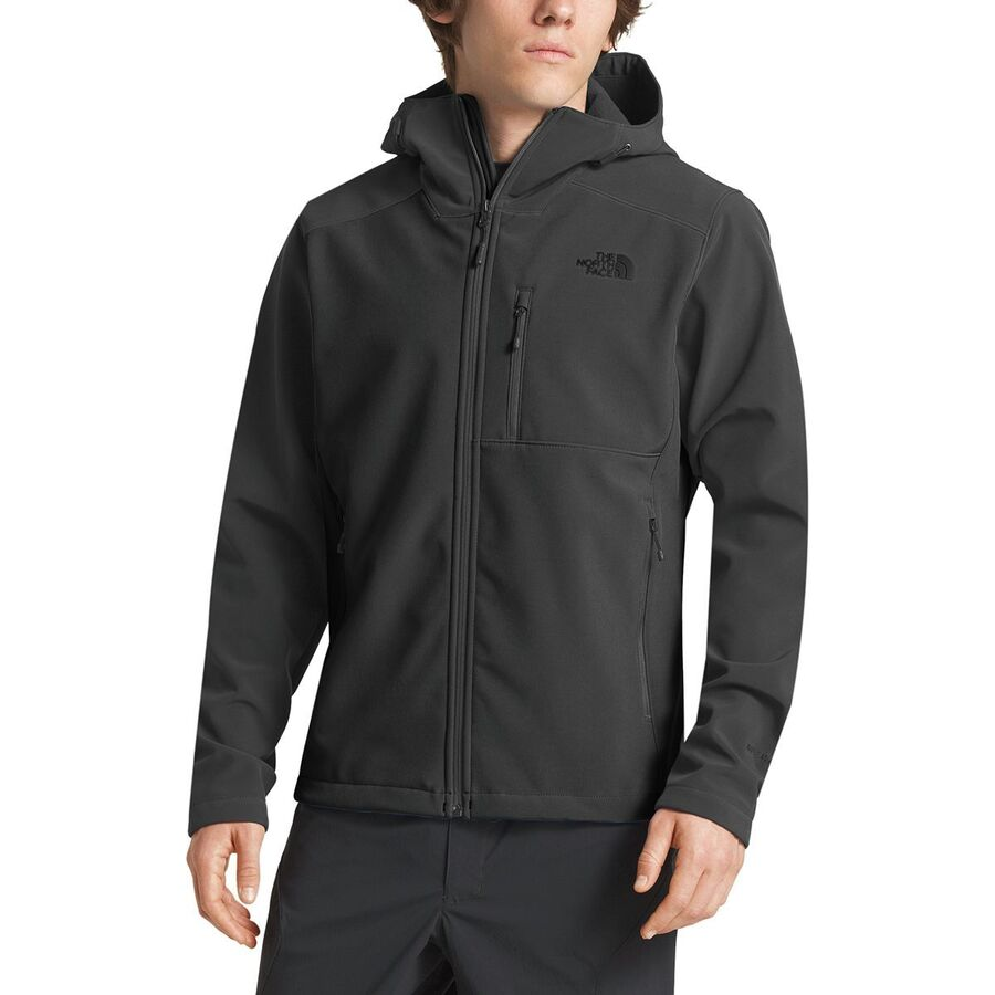 51e0cad573f7 The North Face - Apex Bionic 2 Hooded Softshell Jacket - Men s - Asphalt  Grey