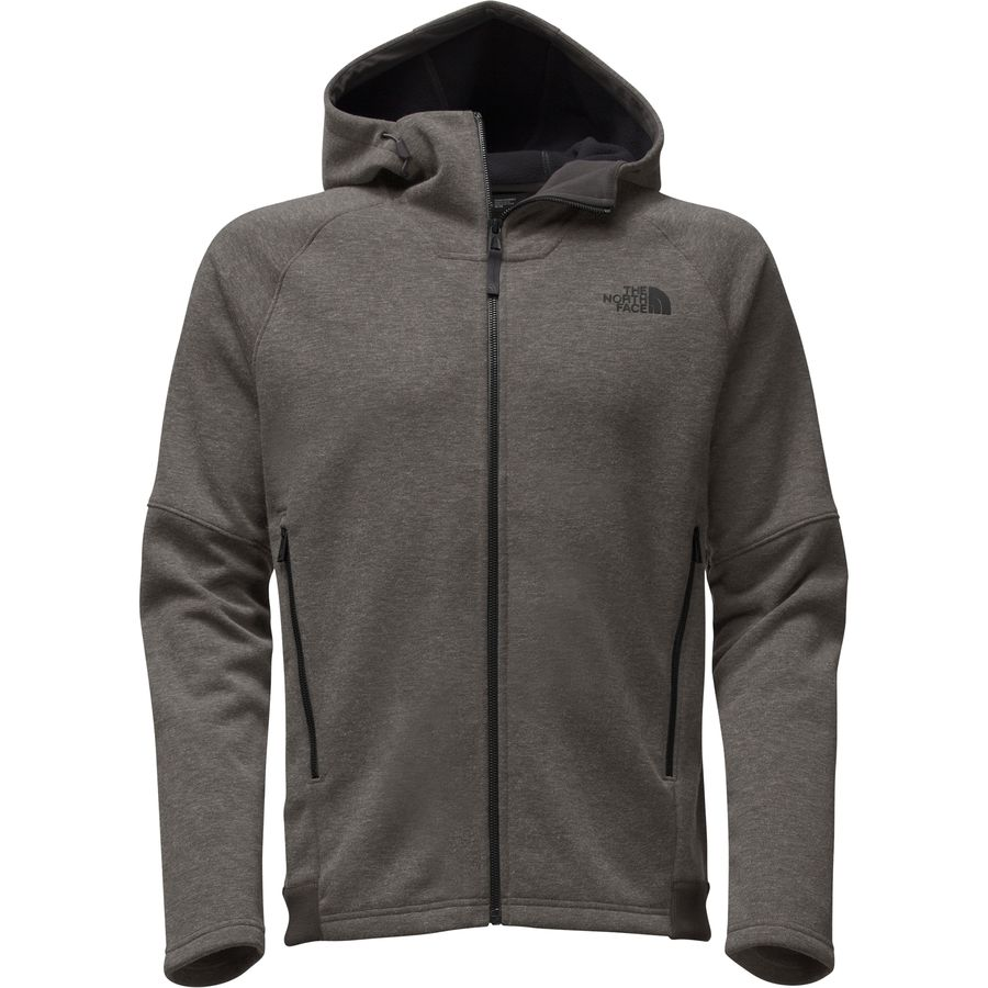 The North Face Far Northern Full-Zip Fleece Hoodie - Men's ...