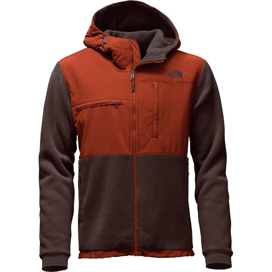 The North Face Denali 2 Hooded Fleece Jacket - Men's | Backcountry.com