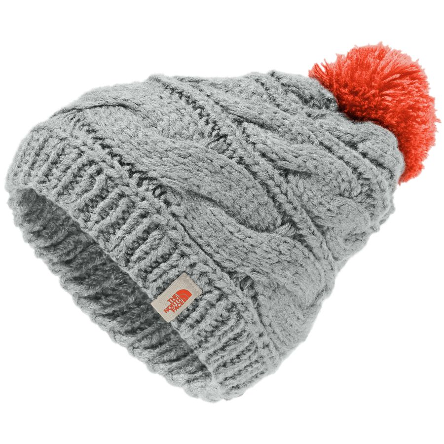 5dab138ea5580 The North Face Triple Cable Pom Beanie - Women s