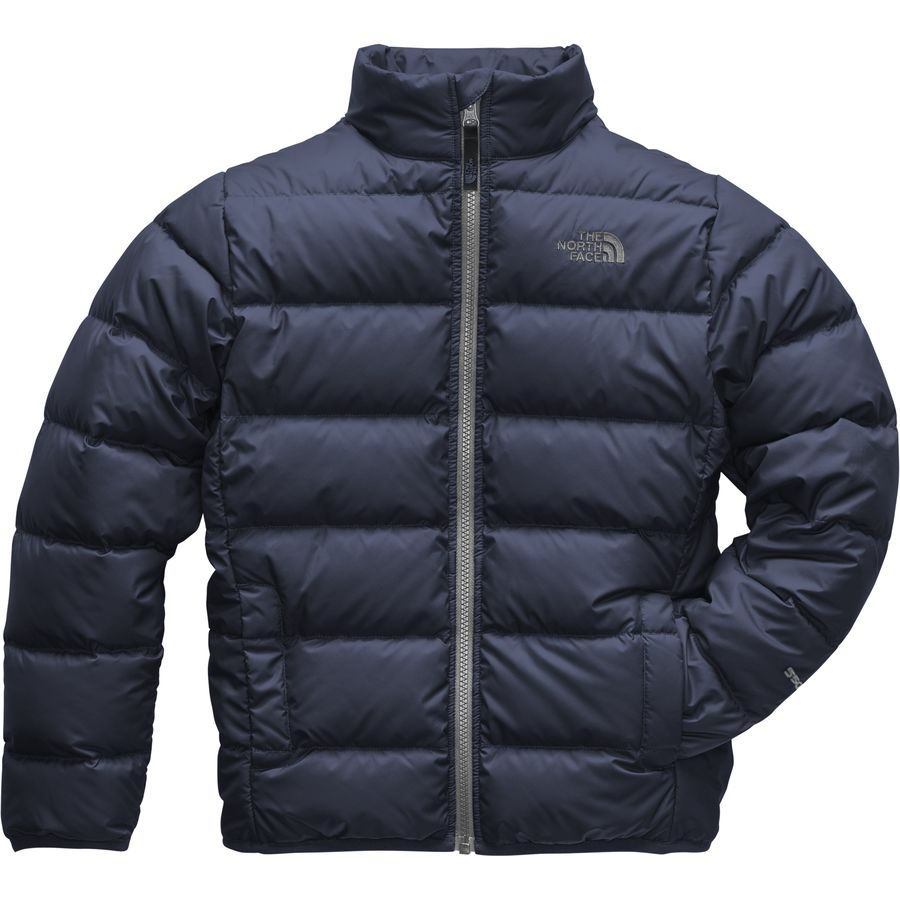 79836bd3685 The North Face - Andes Jacket - Boys' - Cosmic Blue/Mid Grey