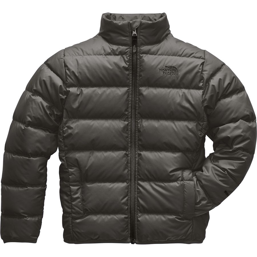 563fc41f0f The North Face - Andes Jacket - Boys  - Graphite Grey Tnf Black