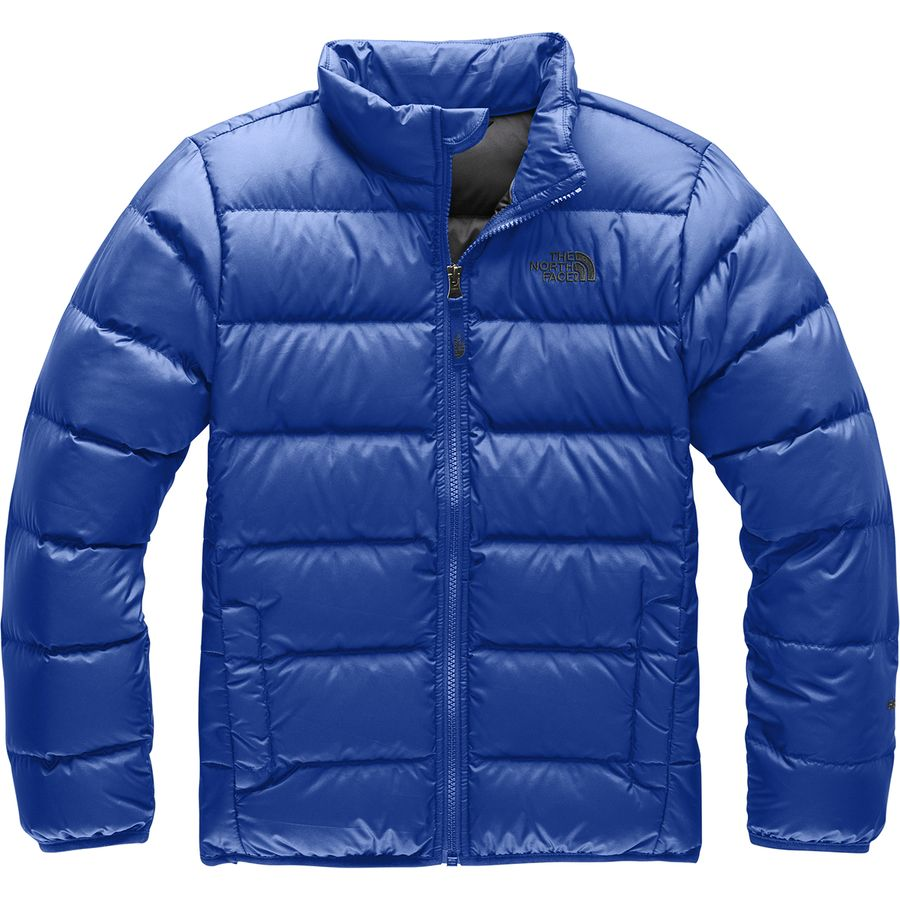Black The North Face Boys Andes Jacket