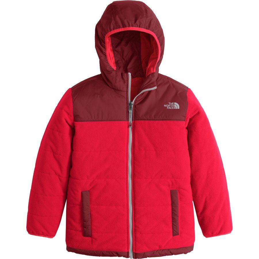 The North Face True or False Reversible Fleece Jacket - Boys ...