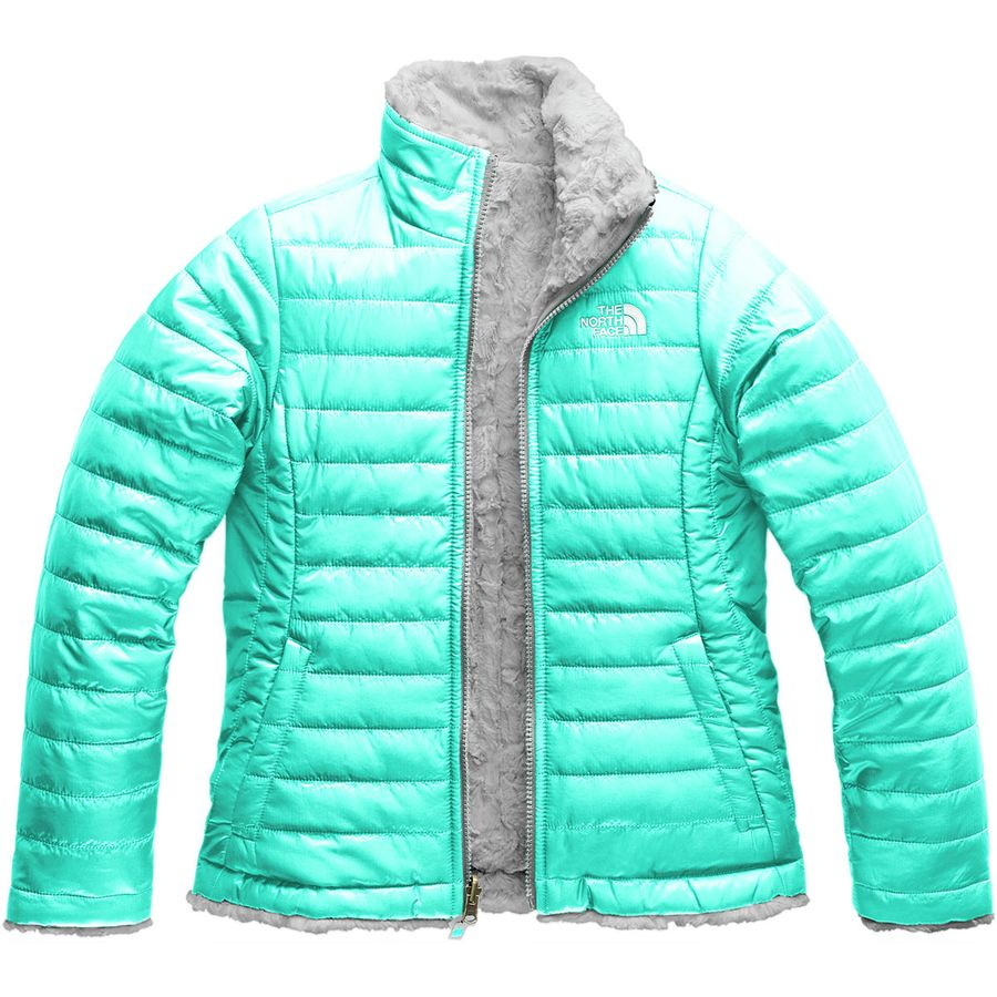 The North Face Mossbud Swirl Reversible Jacket Girls