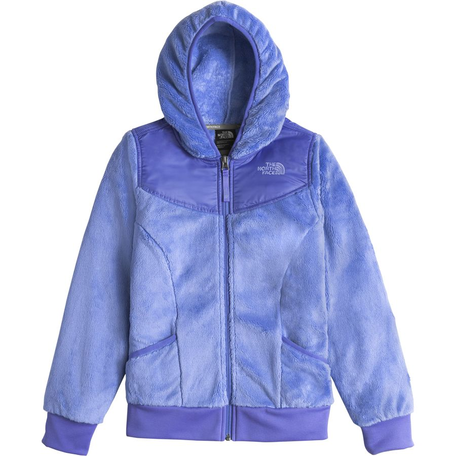 477170c4dc The North Face - Oso Hooded Fleece Jacket - Girls  -