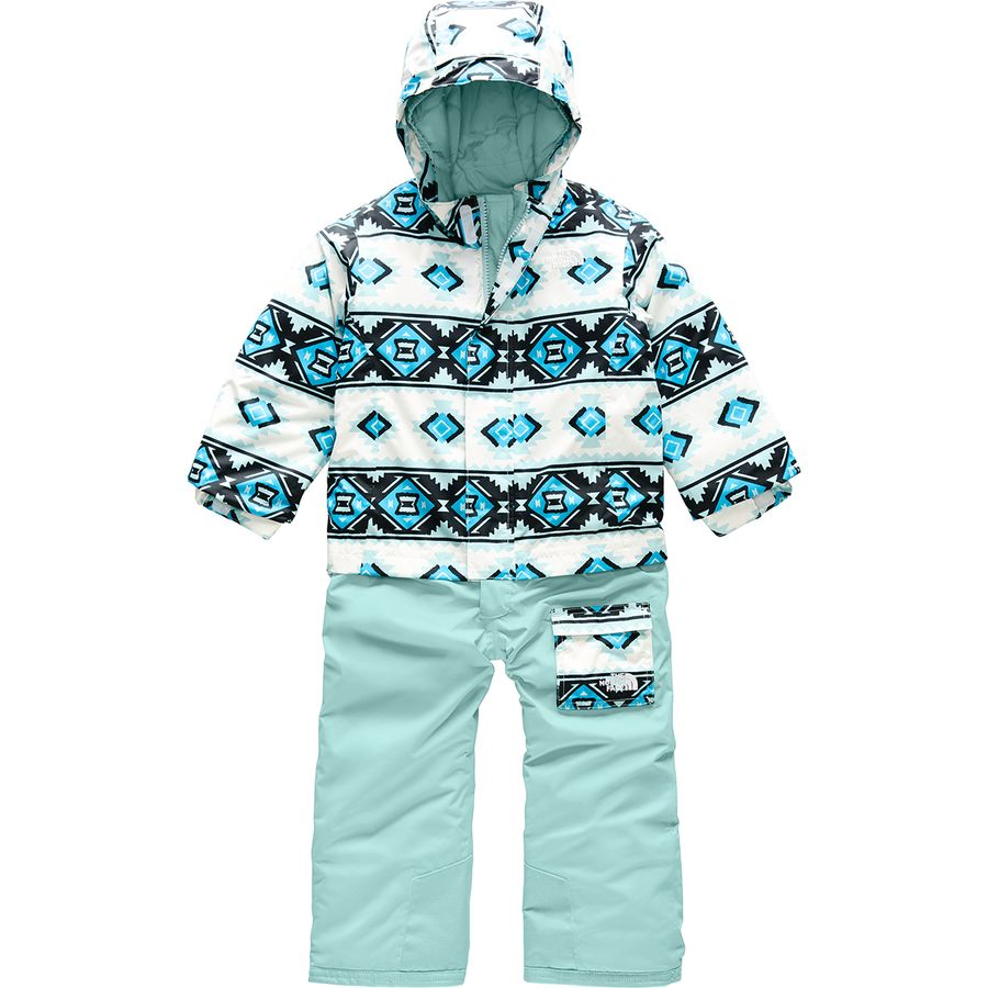 25c5718bc The North Face Insulated Jumpsuit - Toddler Girls'