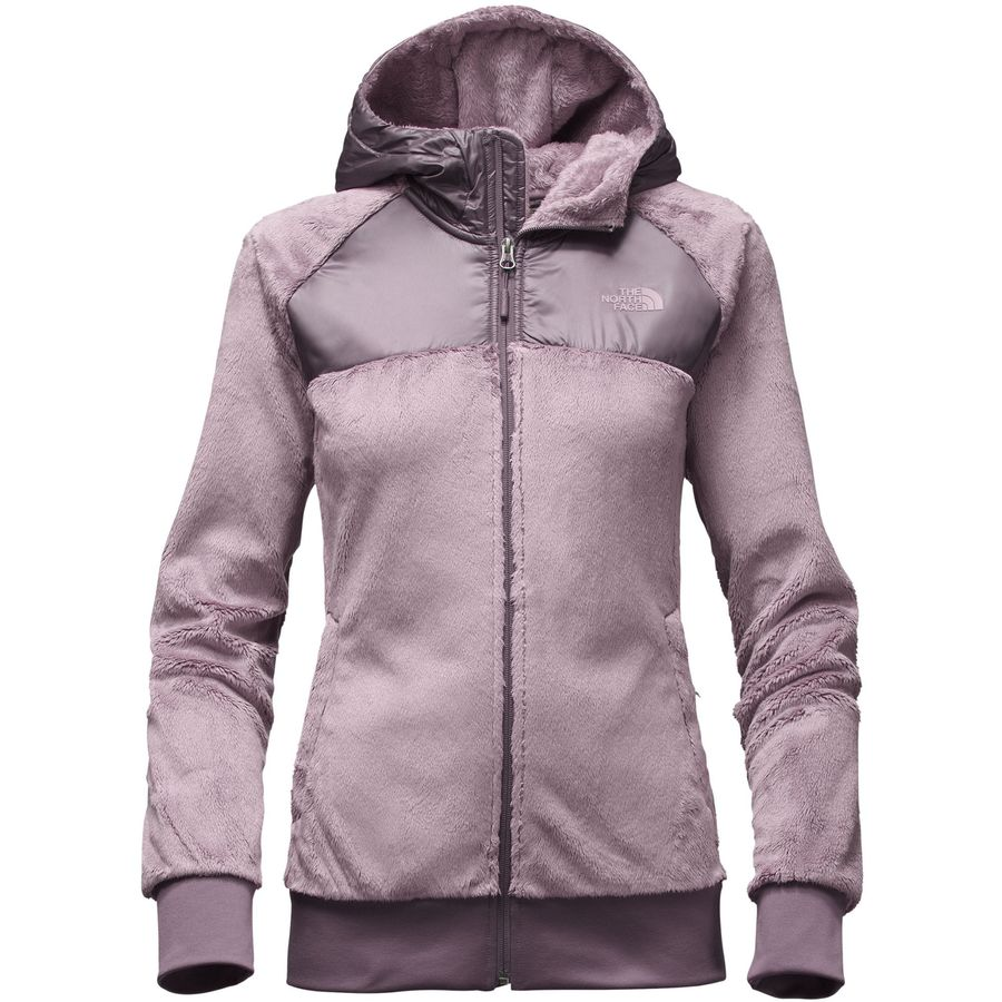 The North Face Oso Hooded Fleece Jacket - Women's | Backcountry.com