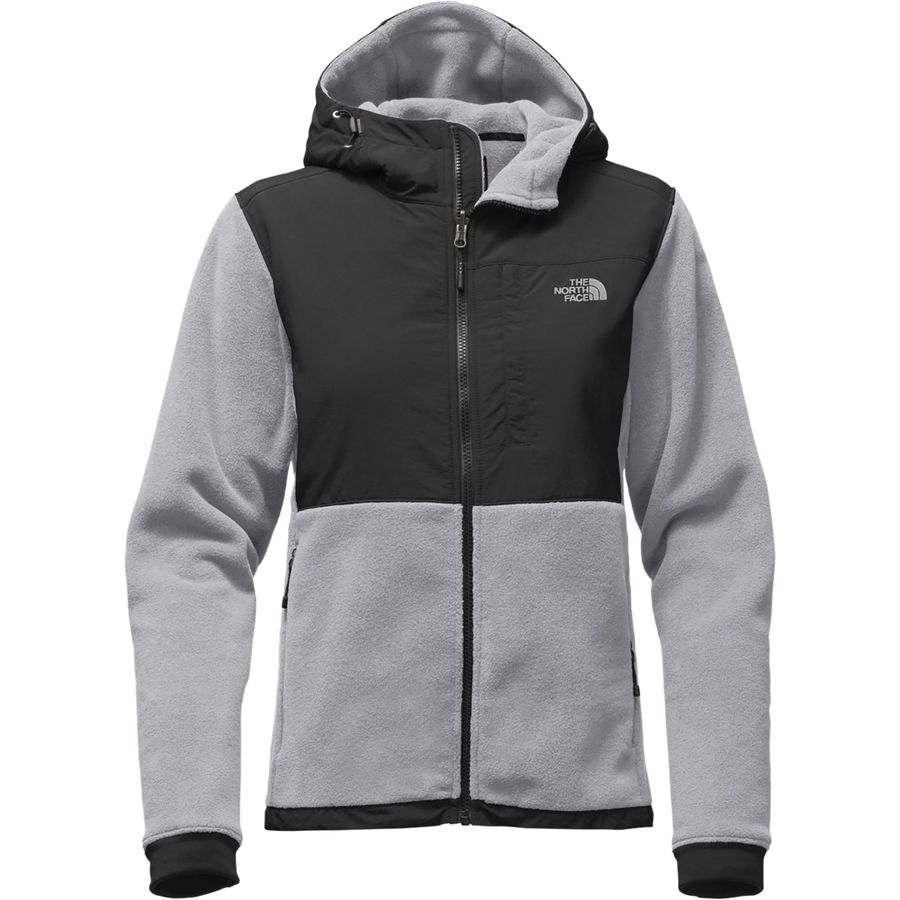The North Face Denali 2 Hooded Fleece Jacket - Women's ...